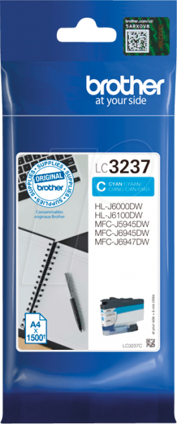 Brother Ink LC3237C