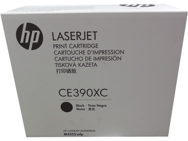 Original HP Contract Toner CE390JC