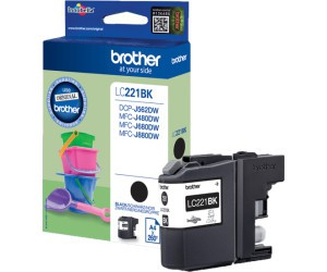 Brother Ink LC221BK