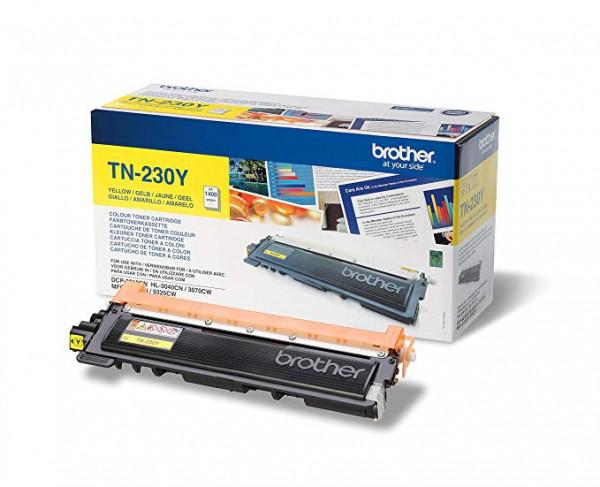 Original Brother Toner TN-230Y