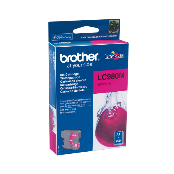 Brother Ink LC980M