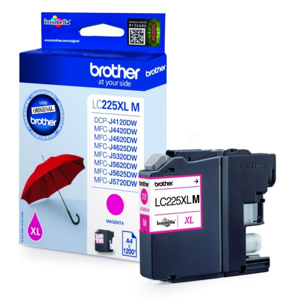 Brother Ink LC225XLM