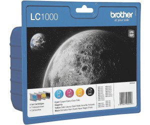 Brother Ink LC1000VALBPDR