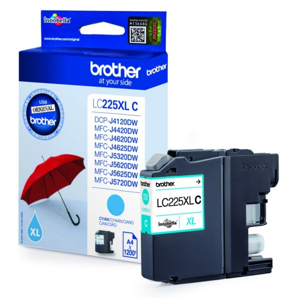 Brother Ink LC225XLC
