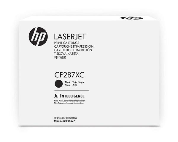 Original HP Contract Toner CF287XC