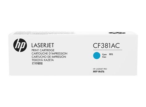 Original HP Contract Toner CF381AC