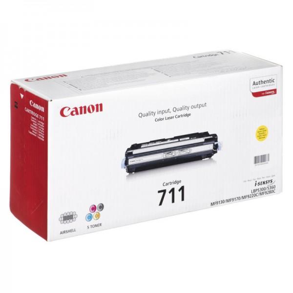 Canon Toner CRG-711Y