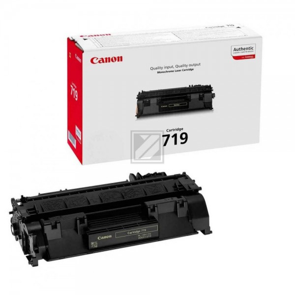 Original Canon Toner Cart. 719
