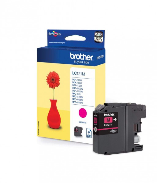 Brother Ink LC121M