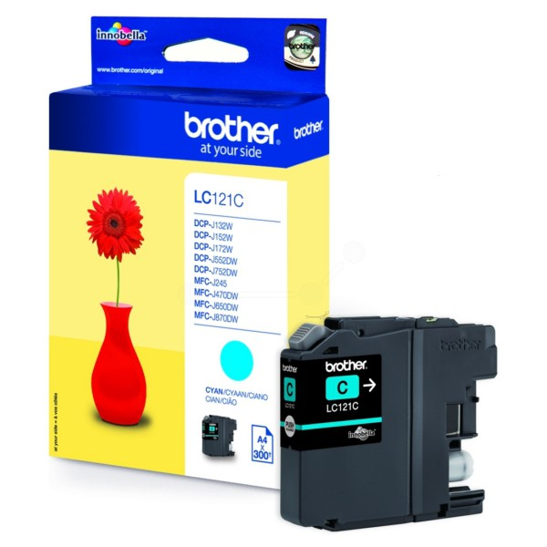 Brother Ink LC121C