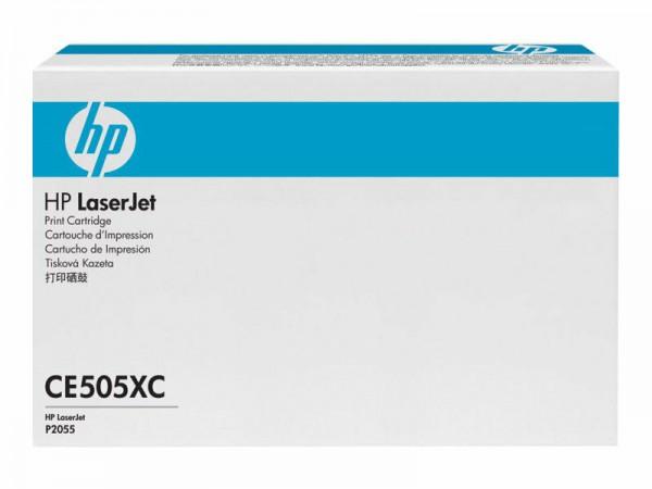 Original HP Contract Toner CE505XC