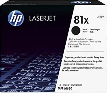 HP Toner CF281X
