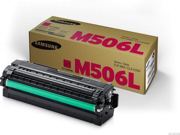 Samsung Toner CLT-M506L