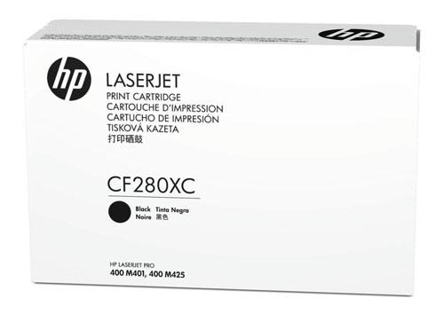 Original HP Contract Toner CF280XC