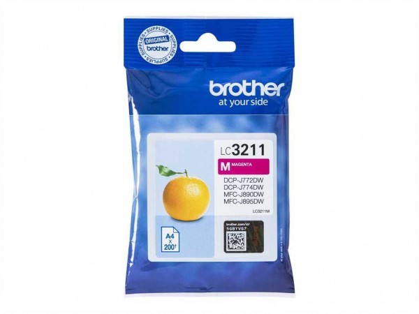 Brother Ink LC3211M