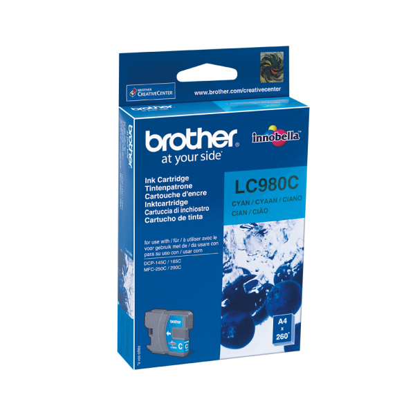Brother Ink LC980C