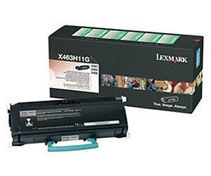 Lexmark Toner X463H11G