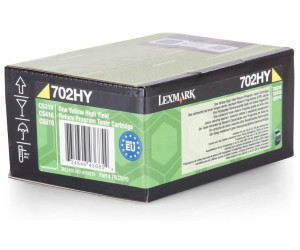 Lexmark Toner 70C2HY0