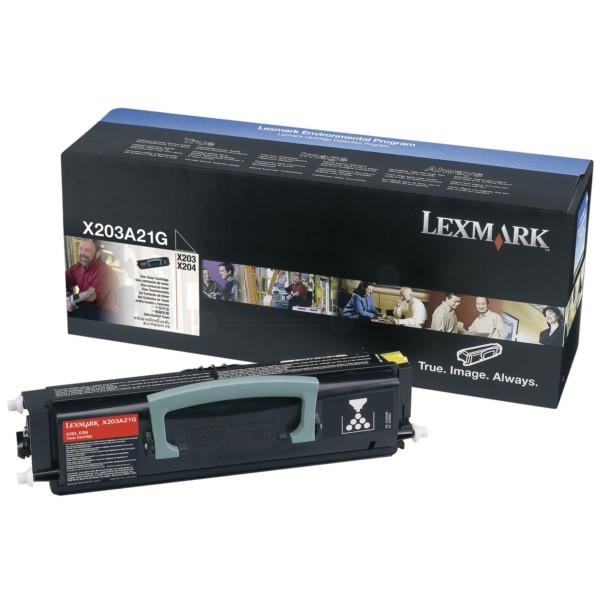 Lexmark Toner X203A21G