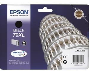 Original Epson Ink 79XL/C13T79014010, BK