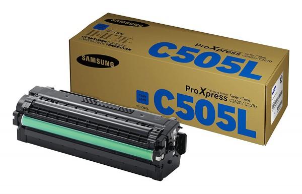 Samsung Toner CLT-C505L