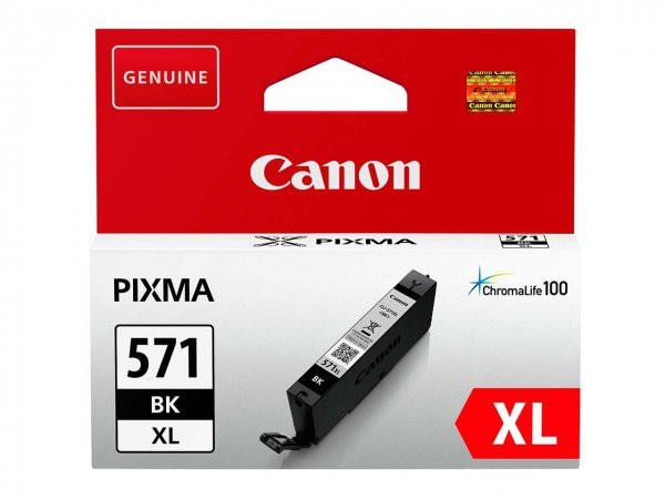 Canon Ink CLI-571XLBK