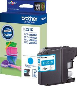 Brother Ink LC221C