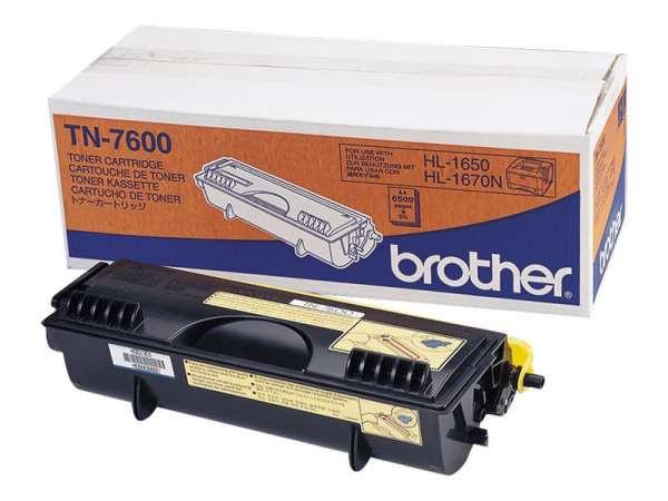 Brother TonerHL1650/1670 (TN-7600)