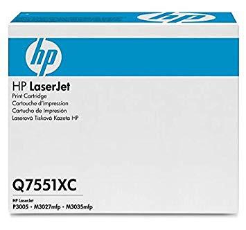 Original HP Contract Toner Q7551XC