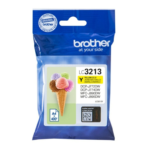 Brother Ink LC3213Y