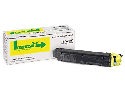 Original Kyocera Toner TK-5150Y