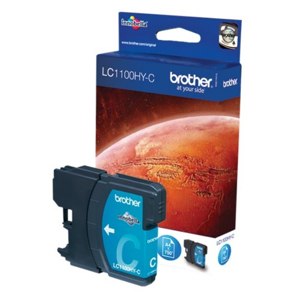 Brother Ink LC1100HYC