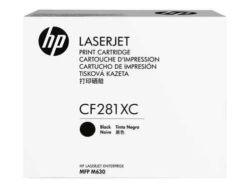 Original HP Contract Toner CF281XC