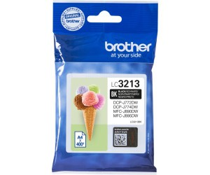 Brother Ink LC3213BK