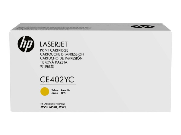Original HP Contract Toner CE402YC