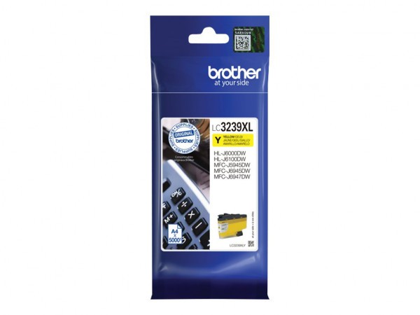 Brother Ink LC3239XLY