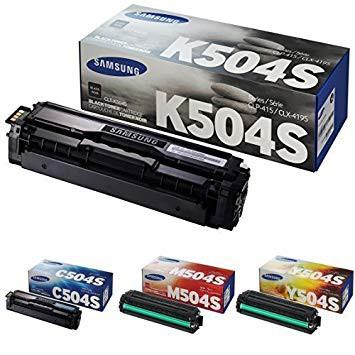 Samsung Toner CLT-K504L/ELS