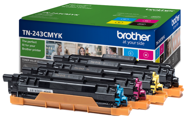 Brother Toner-Set TN-243BKCMY