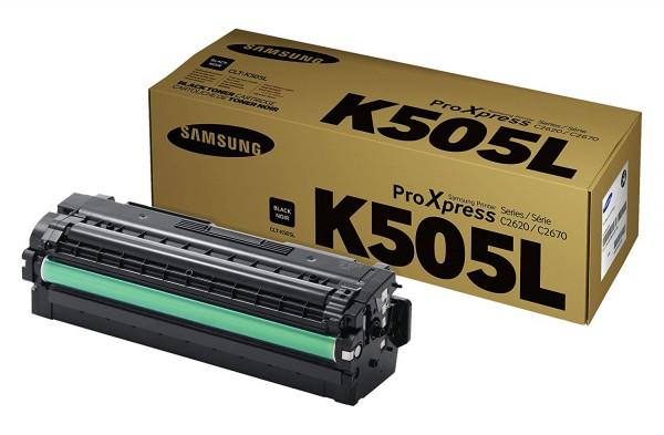 Samsung Toner CLT-K505L