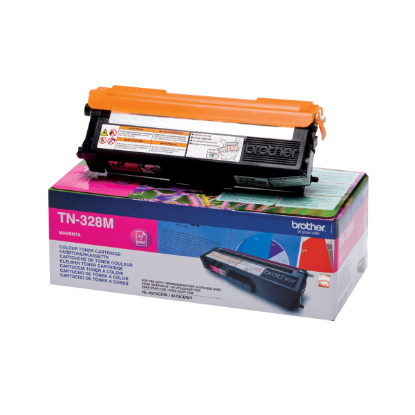 Original Brother Toner TN-328M