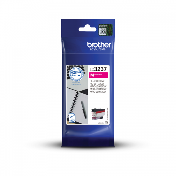 Brother Ink LC3237M