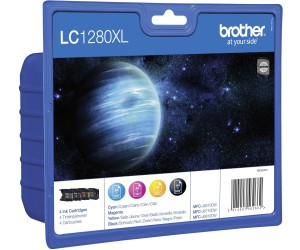 Brother Ink LC1280XLVALBPDR