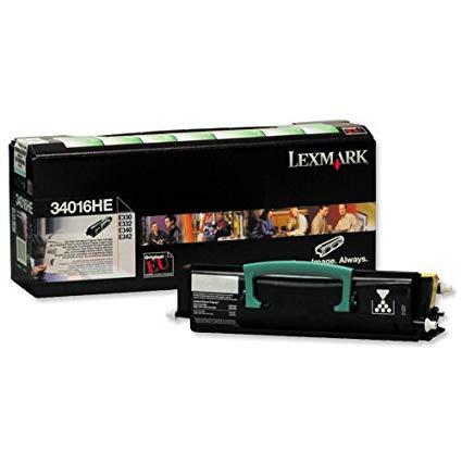 Lexmark Toner 34016HE