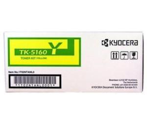 Original Kyocera Toner TK-5160Y