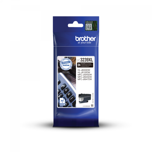 Brother Ink LC3239XLBK