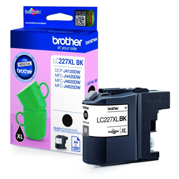 Brother Ink LC227XLBK