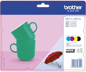 Brother Ink LC227XLVALBPDR