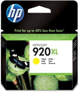 HP Ink CD974AE - 920XLY