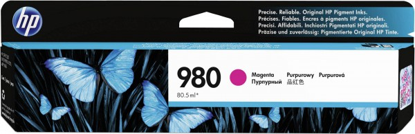 HP Ink D8J08A 980AM