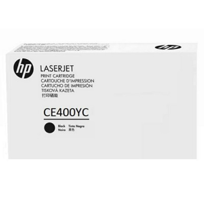 Original HP Contract Toner CE400YC